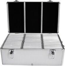 MediaRange Cd/dvd Koffer 500-fach Cd/dvd/blu-ray-koffer