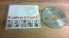 CD Pop Take That - Could It Be Magic ( Song) RCA REC sc + Presskit