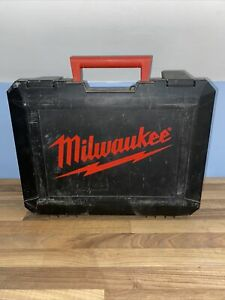 MILWAUKEE PLH20 ROTARY HAMMER DRILL REPLACEMENT CASE