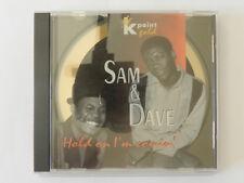 CD Sam & Dave Hold on I´m comin