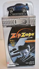 Zip Zaps Micro Remote Control Blue Mazda RX-8 X-Men Car - Collectible - NEW!