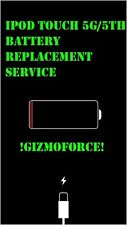 Ipod Touch 5th 5G Battery Replacement Service