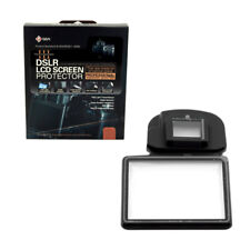 GGS Pro Glass LCD Screen Protector for Canon 7D for Camera, New, from US Seller