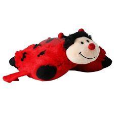 28cm Ms Ladybug Pillow Pets - Dream Lite New Night Light Soft Toy Lites