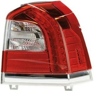 HELLA Hella Left Combination Rearlight Volvo 2VA 011 527-031 fits Volvo V70 135