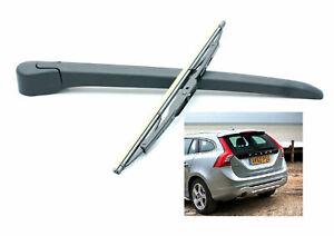 Volvo V60 2010-2014 Rear Window Windshield Wiper Arm + Blade