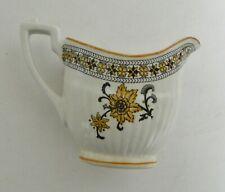 Ridgways / Ridgway Royal Semi Porcelain Wilton Creamer Made in England