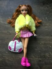 My Scene Barbie New Fabric Bag. Mint Condition.