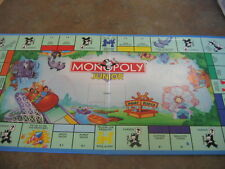 Monopoly Junior Jr Replacement Parts Gameboard