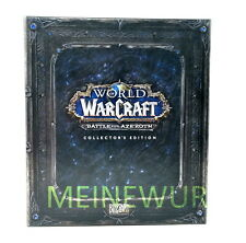 World of Warcraft Battle For Azeroth Collector's Edition - Leerbox  EMPTY Box