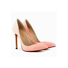 Hot 16 Colors Sexy Girl Women's 11cm High Heels Office Lady Party PU Pumps Shoes