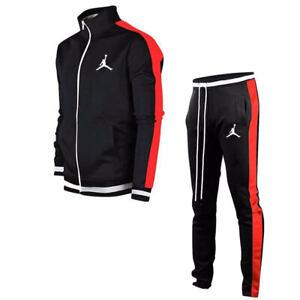 NEW Mens Michael Air Legend 23 Jordan Tracksuit Hoodie & Pants Man Bulls Fashion