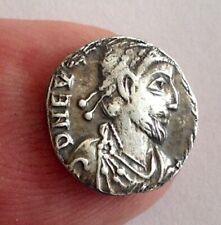 More details for eugenius - a rare silver siliqua !