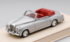 1/43 True Scale TSM Rolls Royce Silver Cloud Drop Head Coupe in Silver 154309