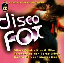 Disco-Fox-Die Hits aus den Tanzschulen Oliver Frank, Nina & Mike, Mario.. [2 CD]