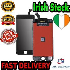 Complete for iPhone 6 BLACK LCD Screen Digitizer Replacement 6G 4,7'' Touch  IP