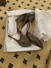 Christian Louboutin Pigalle 100 Size 38