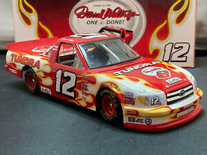 Action Darrell Waltrip Toyota Tundra One & Done Super Truck 1/24 Diecast NASCAR