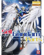 Bandai MG Wing Gundam Zero Custom EW Parts A16 Movie PG 0 Raiser 100 60 MB 2.0 Z