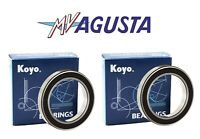 Front Wheel Bearings for MV AGUSTA F4 Brutale 98-09 750 910 1000 1078 800090355