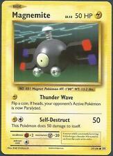 POKEMON EVOLUTIONS CARD- #037-MAGNEMITE