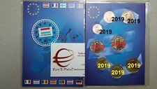 2019 Lussemburgo 8 monete 3,88 EURO luxembourg luxemburg letzebuerg Luxemburgo