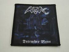MORBID DECEMBER MOON SUBLIMATED PATCH