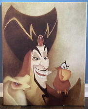 "LE ALADDIN GICLEE CANVAS- ""EVIL AND SARCASTIC"" BY MIKE KUPKA"