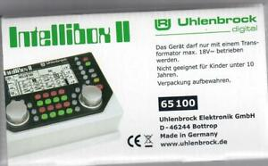 Uhlenbrock 65100 Intellibox II # New Original Packaging #