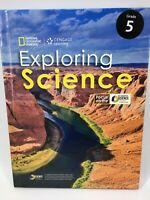 National Geographic Cengage Exploring Science Grade 5 Student Edition Textbook