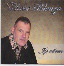 Christ Blenzo-Jij Alleen cd single