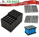 20 PCS 4X5 Cell Spacer 18650 Battery Plastic Holder Bracket 3.94 X 3.15 X 0.31In