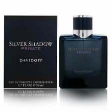 SILVER SHADOW PRIVATE BY DAVIDOFF-MEN-EDT-SPRAY-1.7 OZ-50 ML