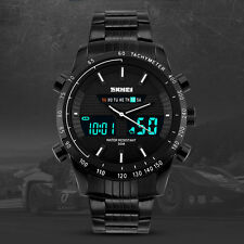 Analogue 30 m (3 ATM) Watches with 24-Hour Dial