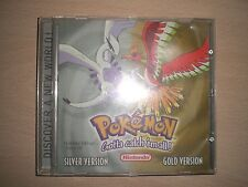 Promotional CD Pokemon Silver Gold Edition