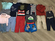 Toddler Boys Clothing Lot, 18 Items, 18 Months, Paw Patrol, Tommy Hilfiger