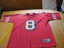 Steve Young VINTAGE STARTER San Francisco 49ers jersey XL 52
