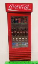 1:12 Scale Coca Cola Cooler  Dolls House Miniature Coke Accessory (NEW)