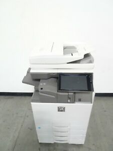 Sharp MX4070N 4070N color copier Only 131K meter - 40 page per minute color