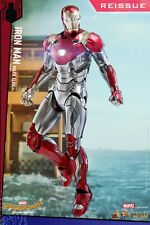 "HOTTOYS HT 1/6 MMS427D19 MK47 Mark XLVII Iron Man Diecast 12"" Action Figure Toys"