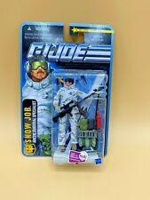 Gi Joe SNOW JOB Arctic Threat Pursuit Of Cobra 2010 Figure POC