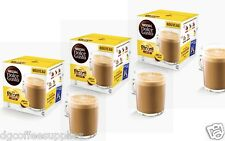 New Dolce Gusto Ricore latte Coffee Pods 48/order loose 48Servings rare UK stock