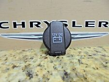 08-17 Chrysler Dodge Jeep Ram Center Console Lighter 12V DC Cap Cover Mopar New