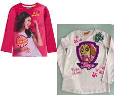 Paw Patrol Soy Luna Bluse Kinder T-Shirt Langarm Nickelodeon Longsleeve