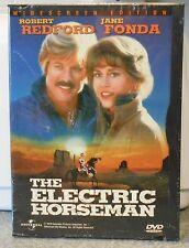 The Electric Horseman (DVD 1998) RARE SNAPCASE 1979 ROMANTIC COMEDY BRAND NEW
