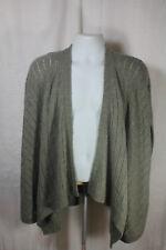 NEW Lou & Grey Women's Wool Alpaca Blend Top Cardigan Open Knit And Size XS