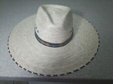 New Original Sombrero de palma.