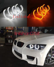 4x Angel Eyes DTM STYLE STYLE For BMW 3 Series E90 E92 E93 320i 2007 - 2012