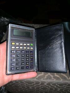 Sanyo CZ 1201 Powergrad System Scientific Calculator No Battery