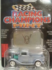 MATTEL HOTWHEELS CAR RACING CHAMPIONS MINT NO 75 1935 FORD PICK UP BNIB UNOPENED
